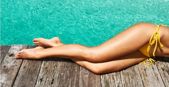Unwanted Hair Removal with Laser Treatments